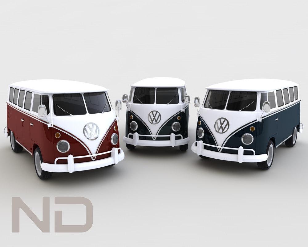 Volkswagen T1 Deluxe Bus