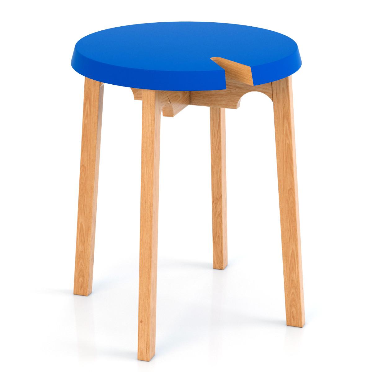 3d model boconcept stool. Black Bedroom Furniture Sets. Home Design Ideas