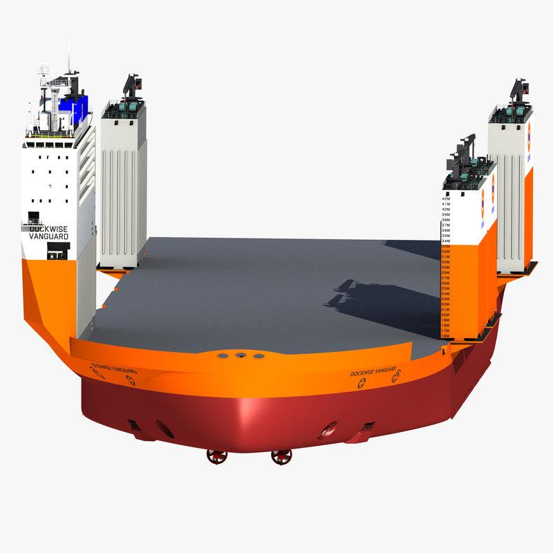 Dockwise Vanguard
