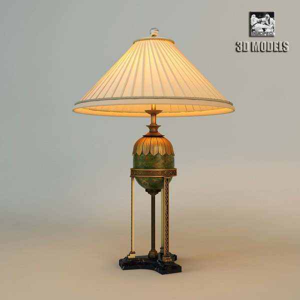 Provasi Night Lamp 3D Models