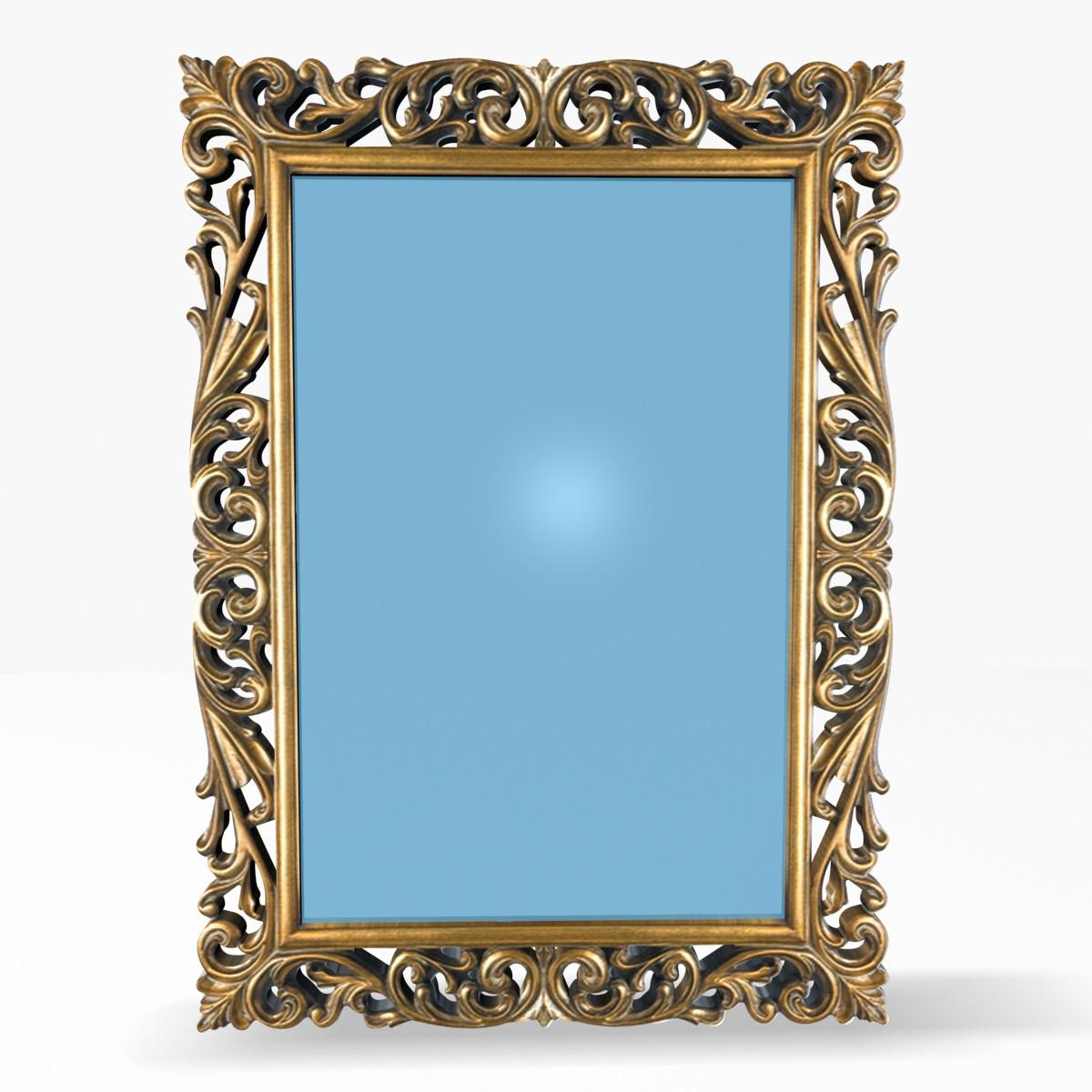 Antique mirror32011