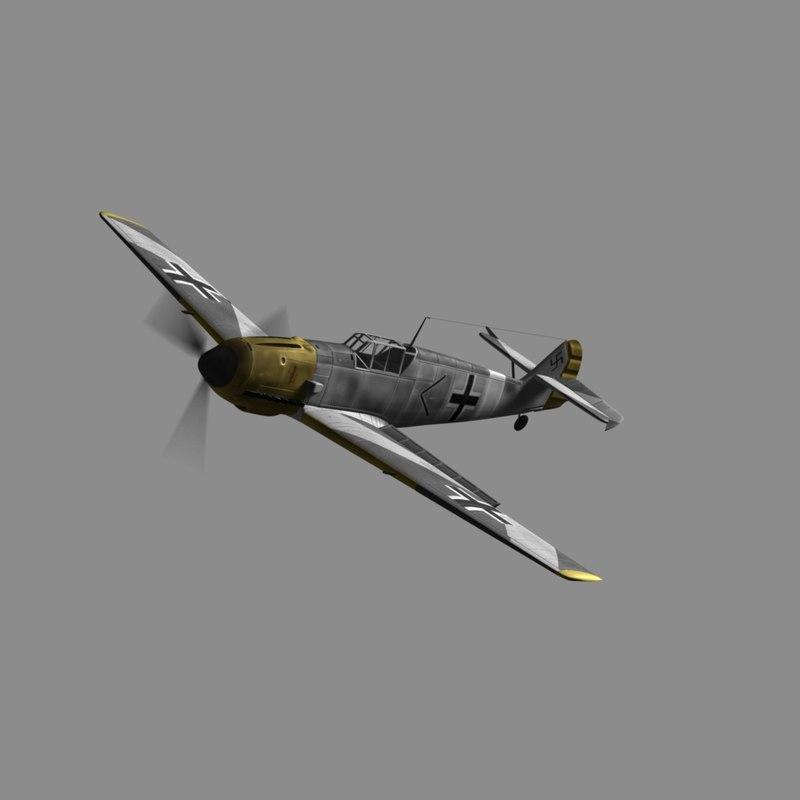 Messerschmitt ME-109E