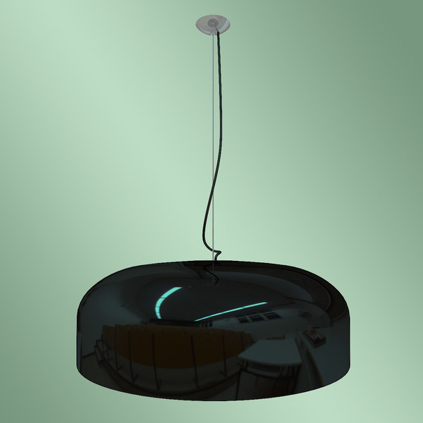 Flos Lamp Smithfield 3D Models