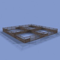 corral 3D models