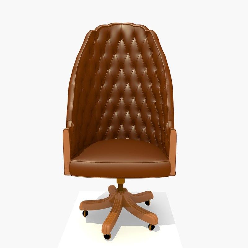 Highback Directors Office Chair