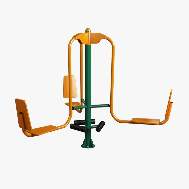 Fitness External 009