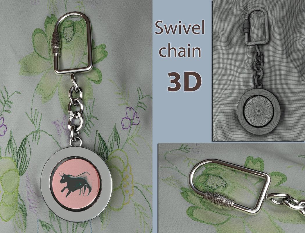 Key Chain & Fob