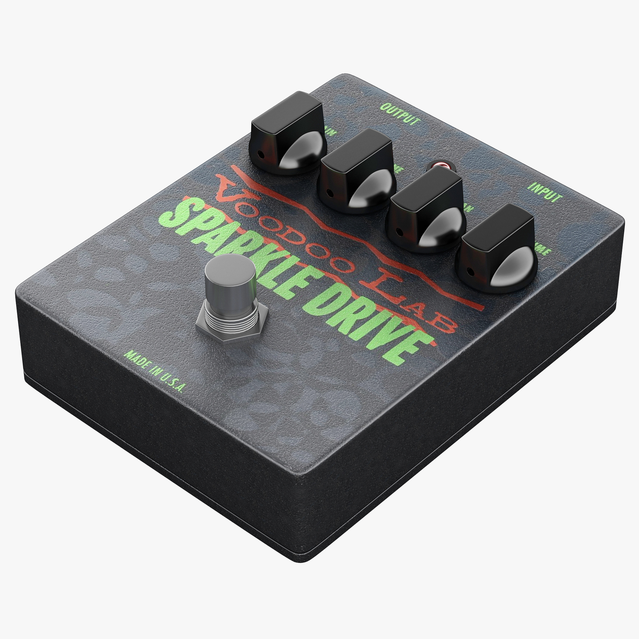 Guitar Overdrive Pedal Voodoo Lab Sparkle Drive_1.jpg