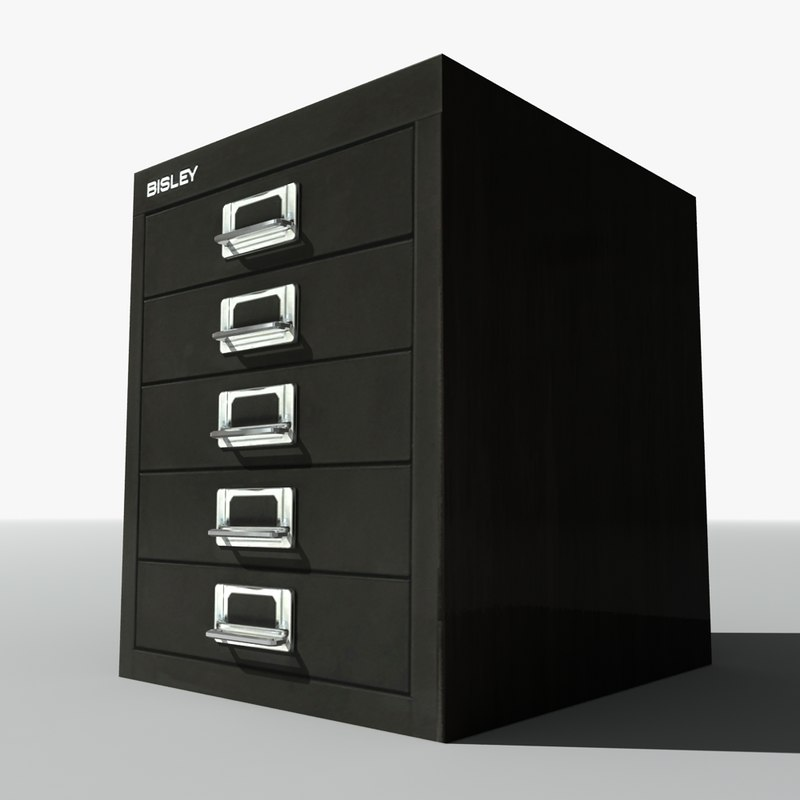 Small Filling Cabinet Searched 3d Models For Small Metal Filing Cabinet