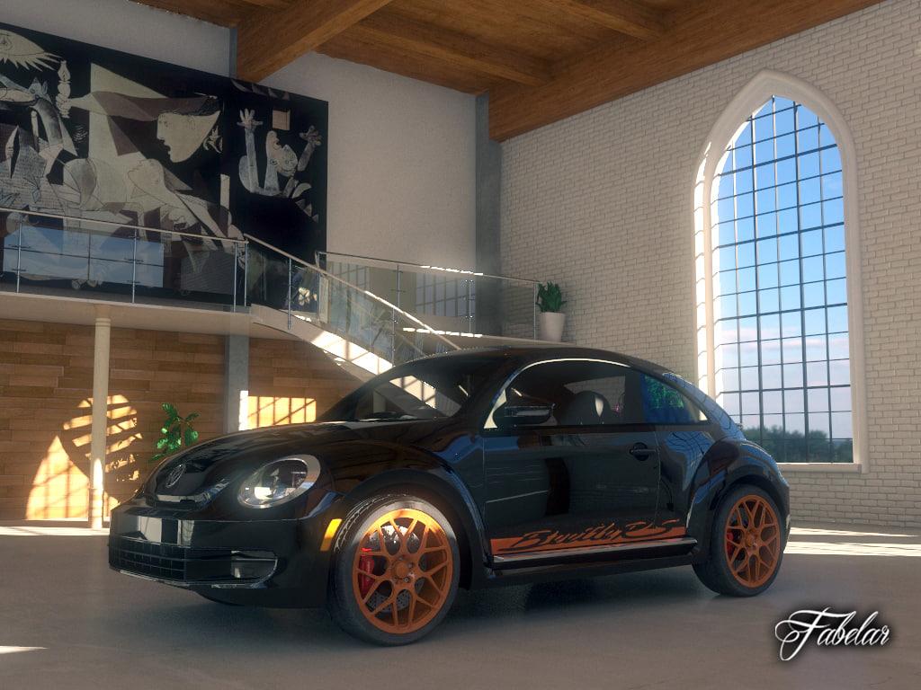 Volkswagen Maggiolino RS