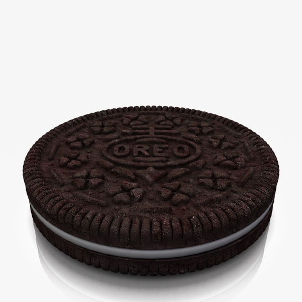 Oreo Cookie 3D Models
