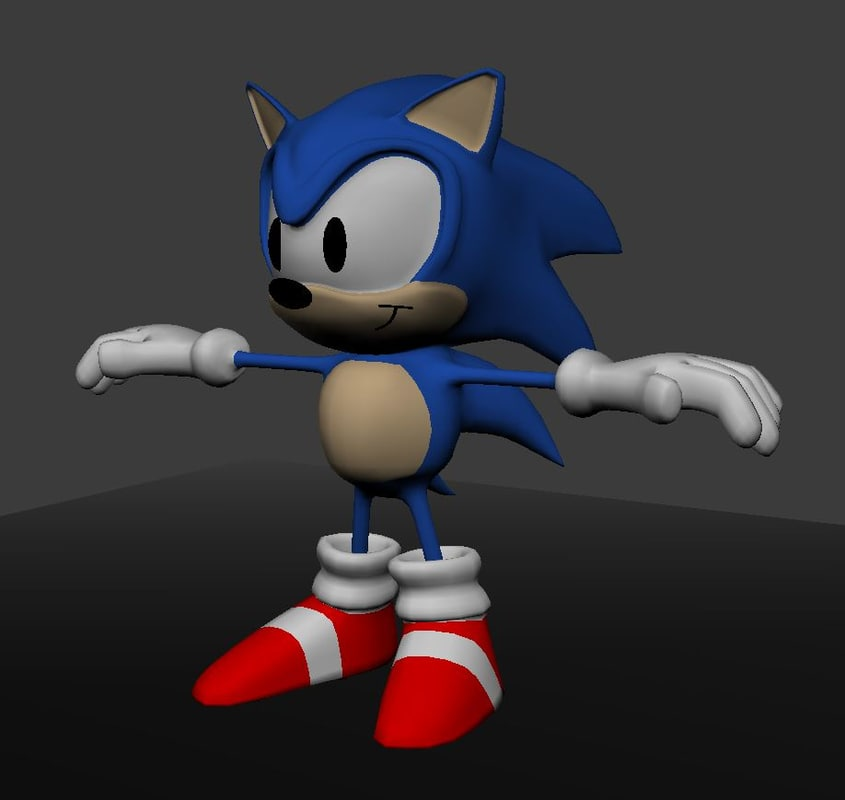 download animated 3d hedgehog - photo #3