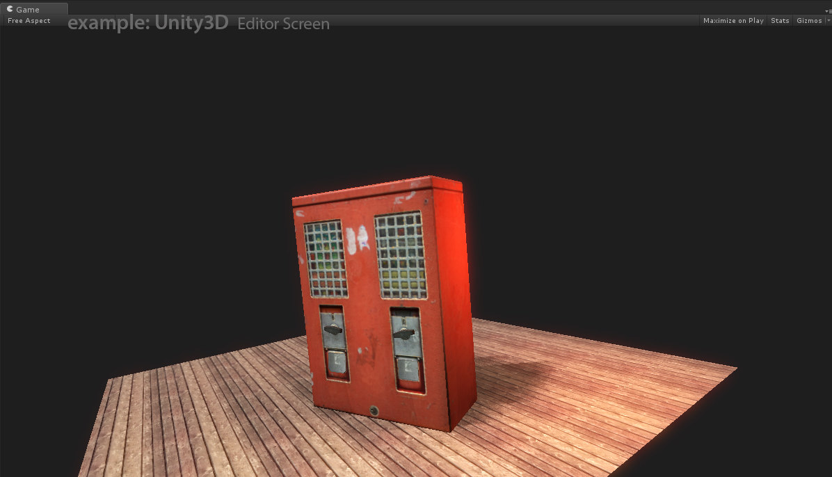 slot machine unity3d