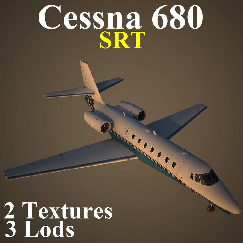 C680 SRT