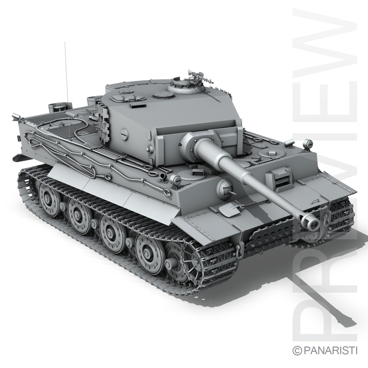 Tiger - Late Production