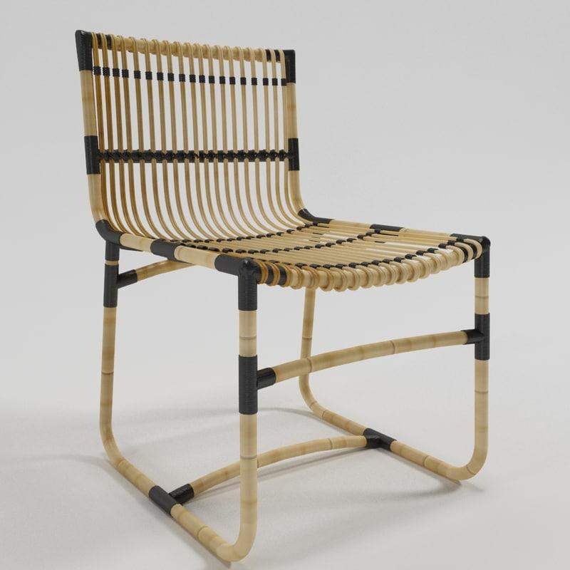 Curve Chair - Foersom & Hiort-Lorenzen