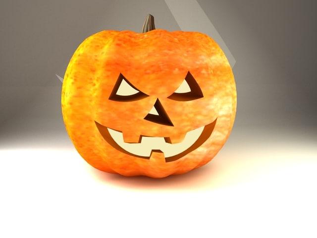 Halloween Pumpkin(1)