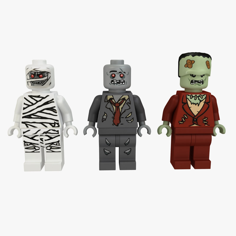 Lego Monsters