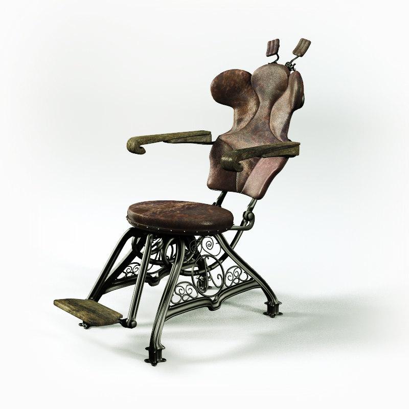 Vintage - Dentist chair