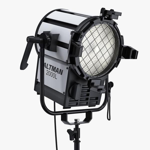 Altman ProLine 2000 L-SM Watt 7