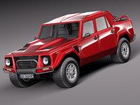 LM002 3D models