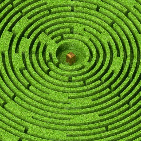 Labyrinth Maze 3D Models
