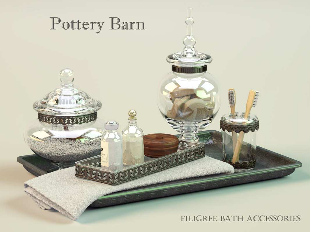 Pottery Barn Bathroom Accessories 28 Images Ceramic Monogrammable Bath Accessories Pottery