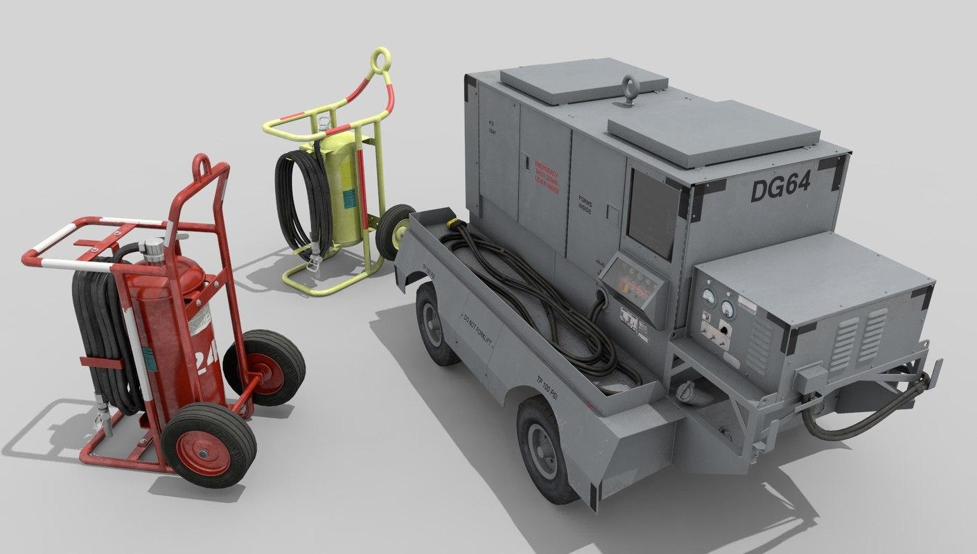 Aircraft GPU
