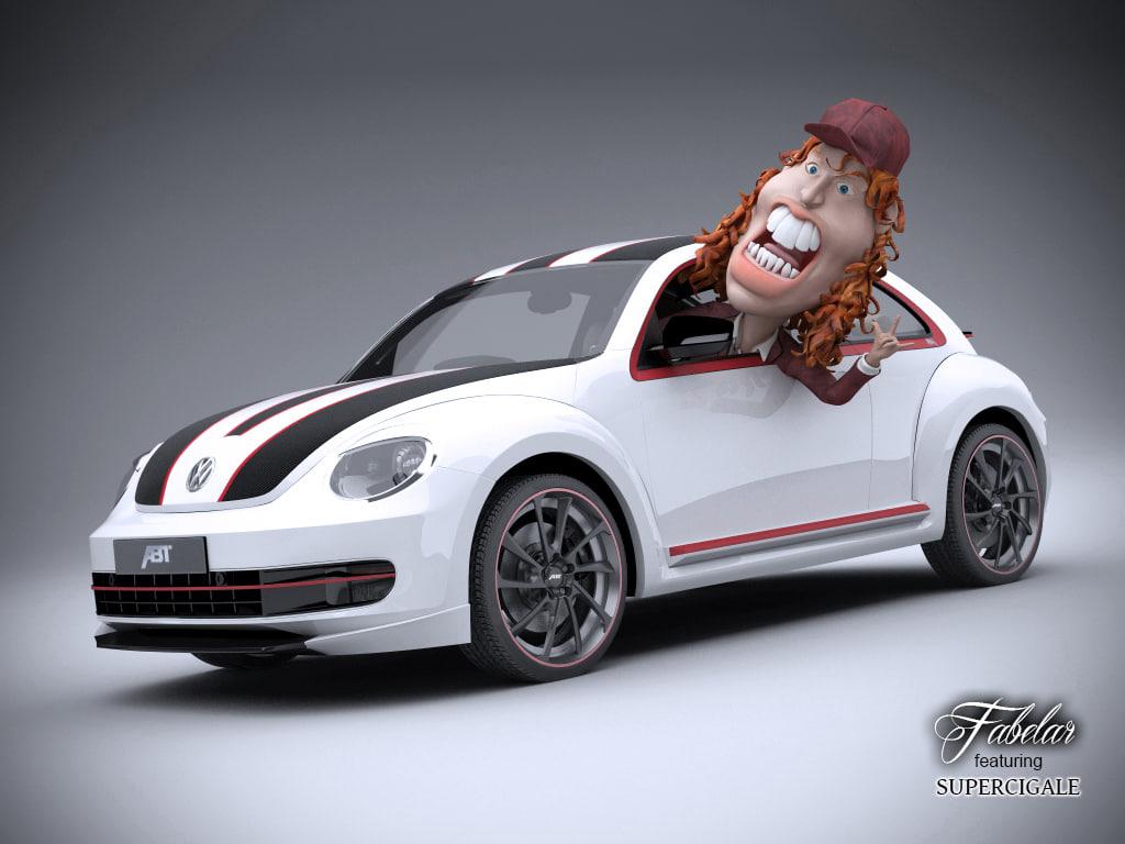 Volkswagen Maggiolino ABT