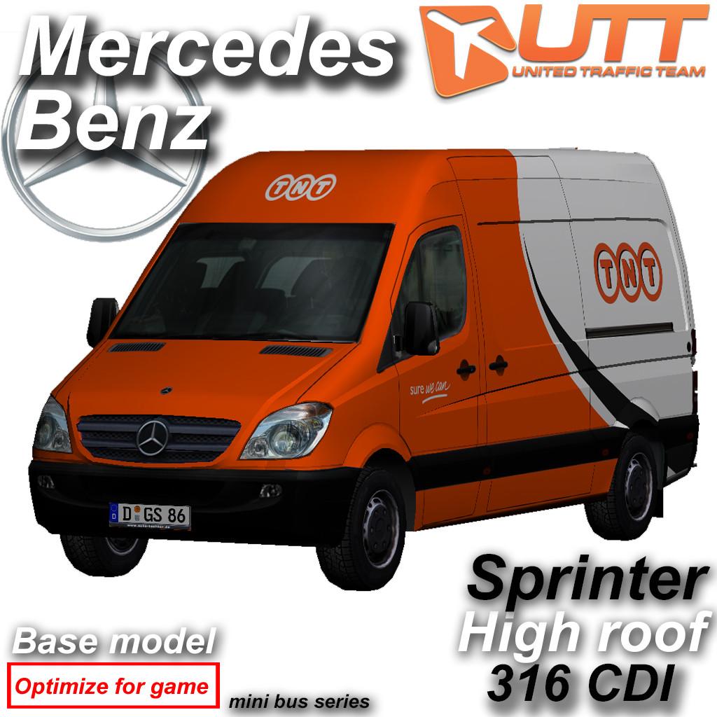 Mercedes-Benz Sprinter TNT