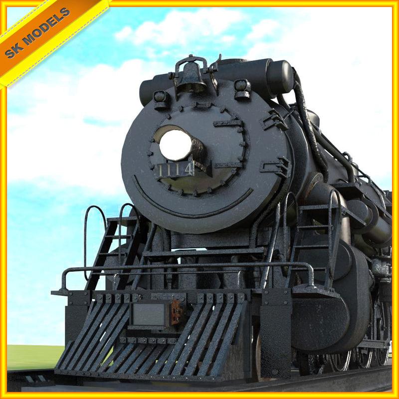 3d train steam engine -main image.jpg
