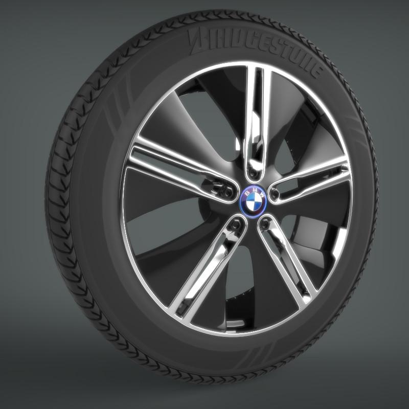 BMW i3 Rim Four
