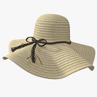 Sun Hat 3D models