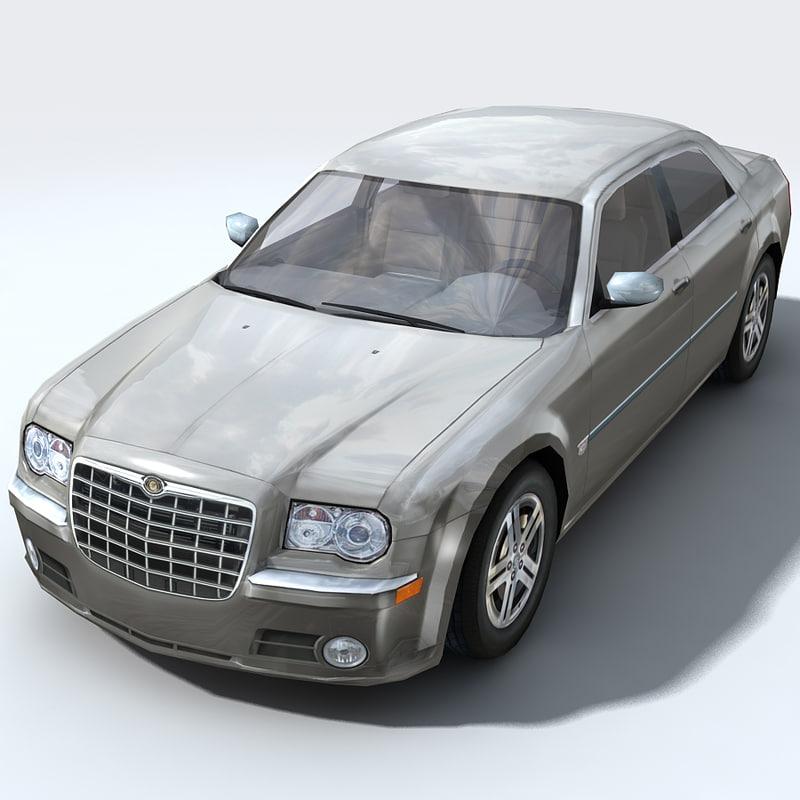 max city luxury chrysler 300c