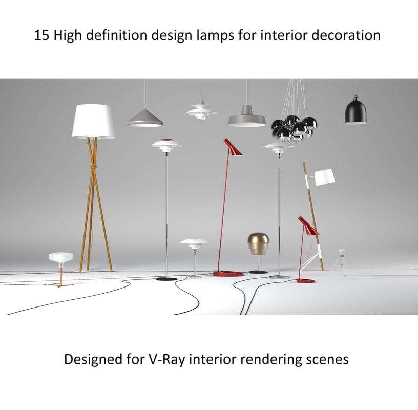 Design Lighting - Lamp Kit HD(1)