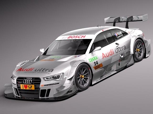 Audi A5 DTM 2014