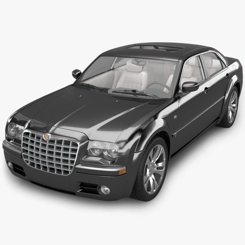 Max Chrysler 300 C