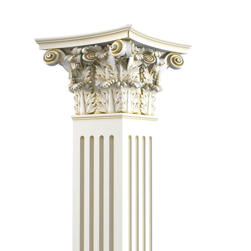 Corinthian column0003.jpg: www.turbosquid.com/3d-models/max-corinthian-column/795298
