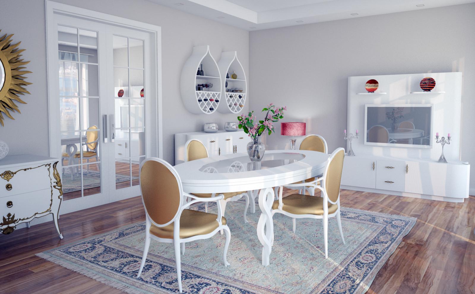 Auger Dining Room Set