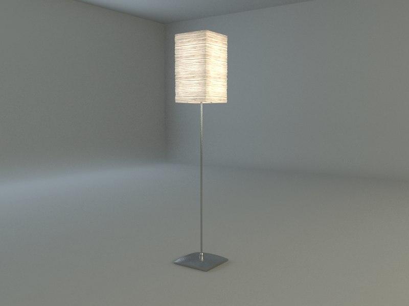 Ikea Floor Lamp With Dimmer ~ IkeaOrgel SmallFloorLamp 002 jpg