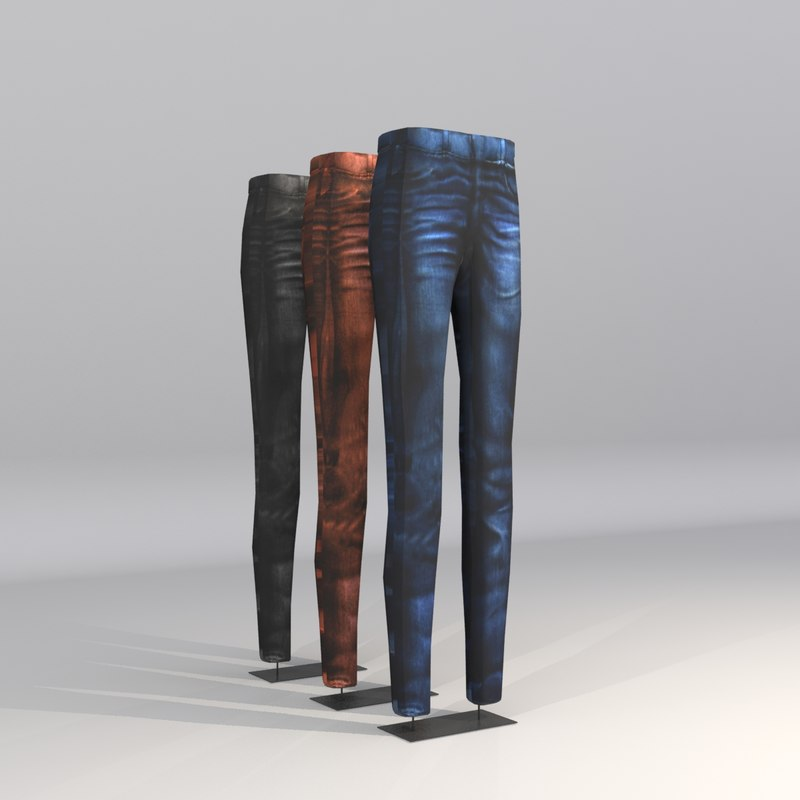 Maya jeans display stand