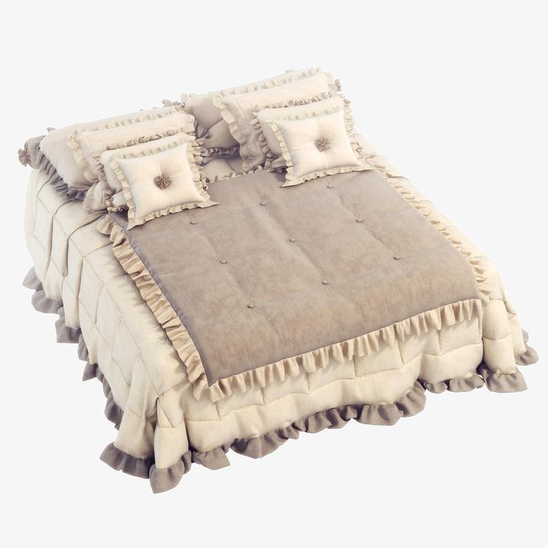 Classic Bedcloth