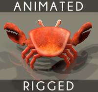 Hermit Crab 3D models