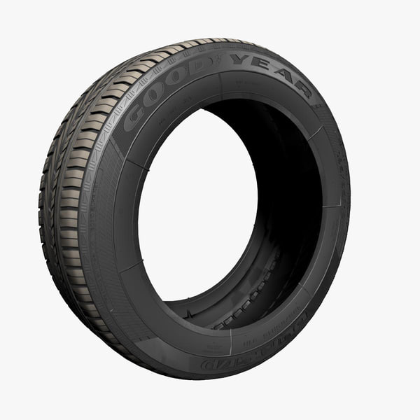 Good Year Tire 3D Models