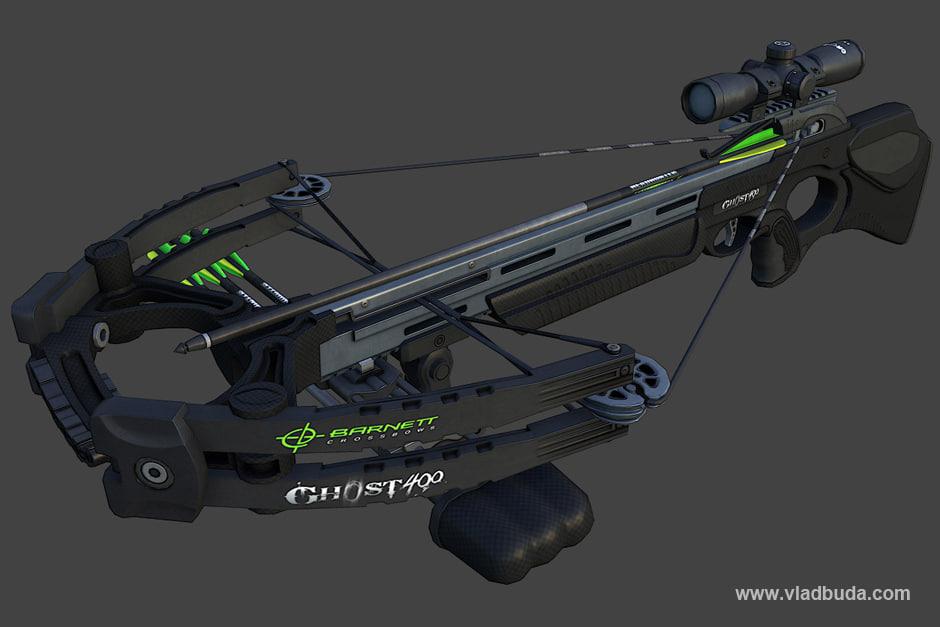 Barnett Ghost 400 Crossbow