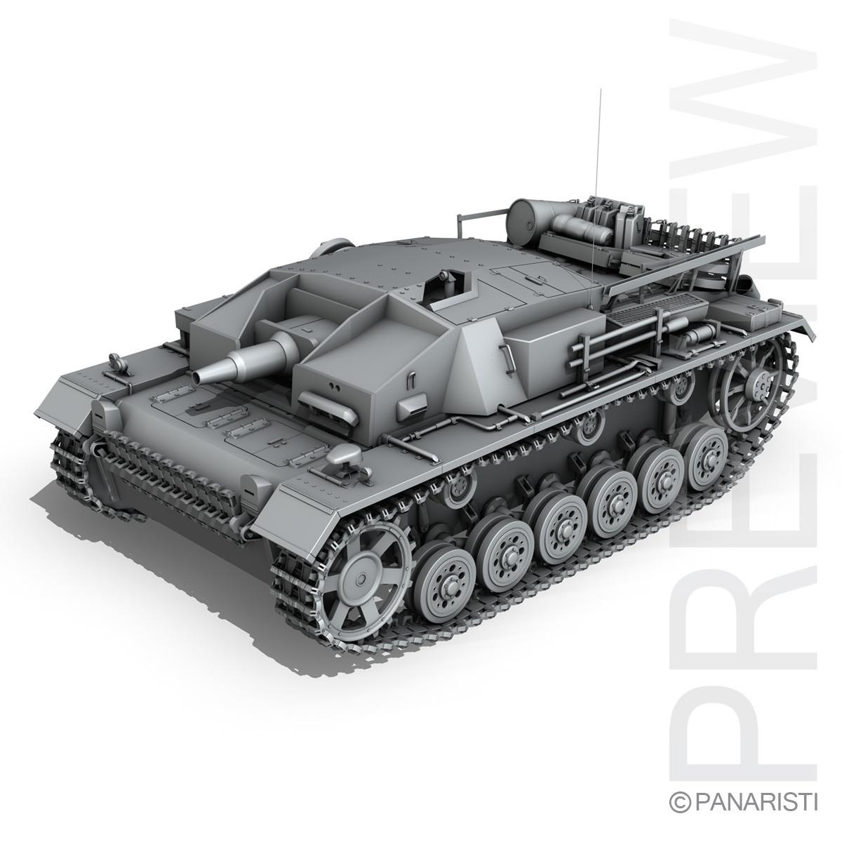StuG III - Ausf.D
