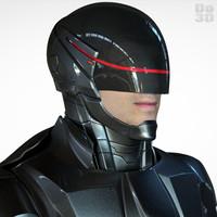 robocop 3D models