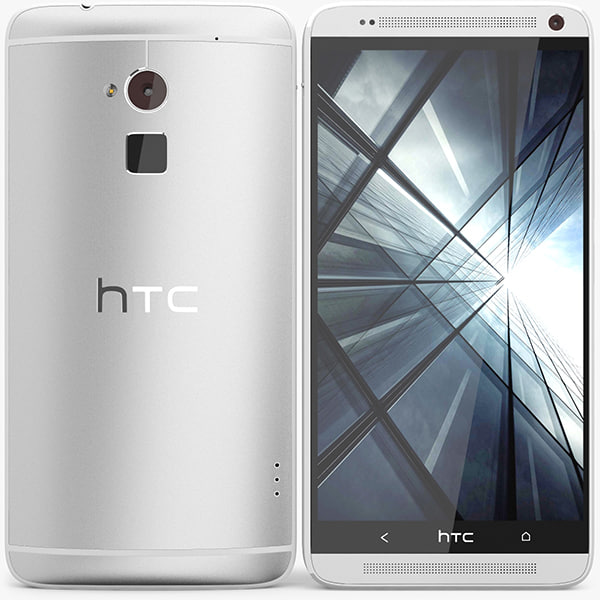 HTC One Max Silver 2013