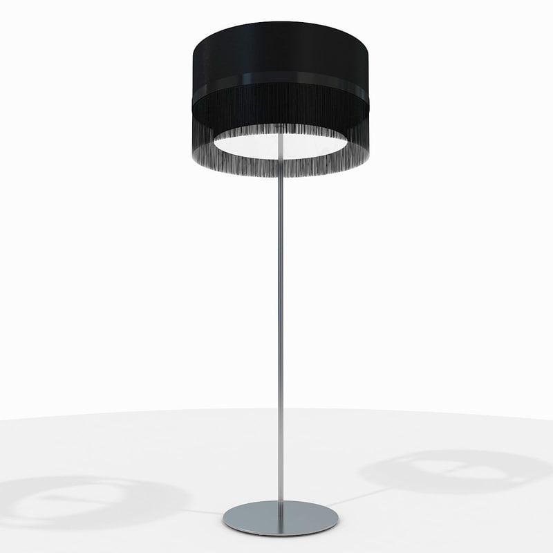 Moooi Floor Lamp Fringe
