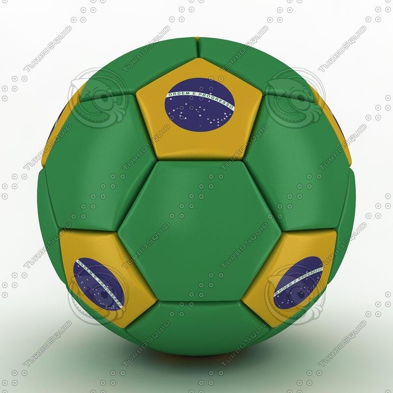 World Cup Brazil Ball 2014